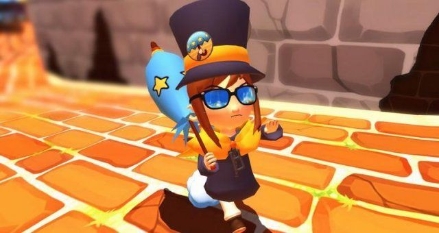 A Hat In Time 100 Achievement Guide A Hat In Time Hats Time Art
