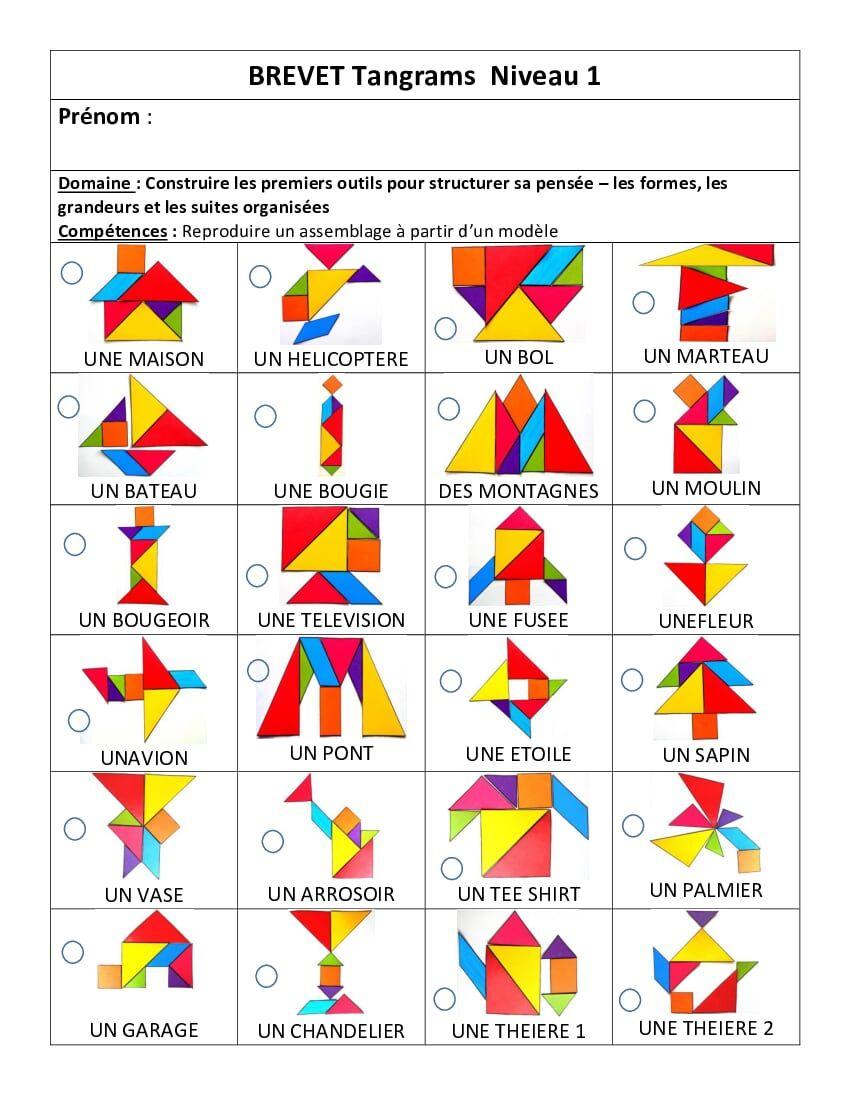 brevet tangram niveau3pdf  onedrive  feuille de route