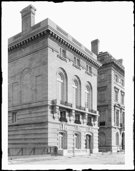 Museum Of The City Of New York Search Result Manhattan Residence Mansions American Architecture
