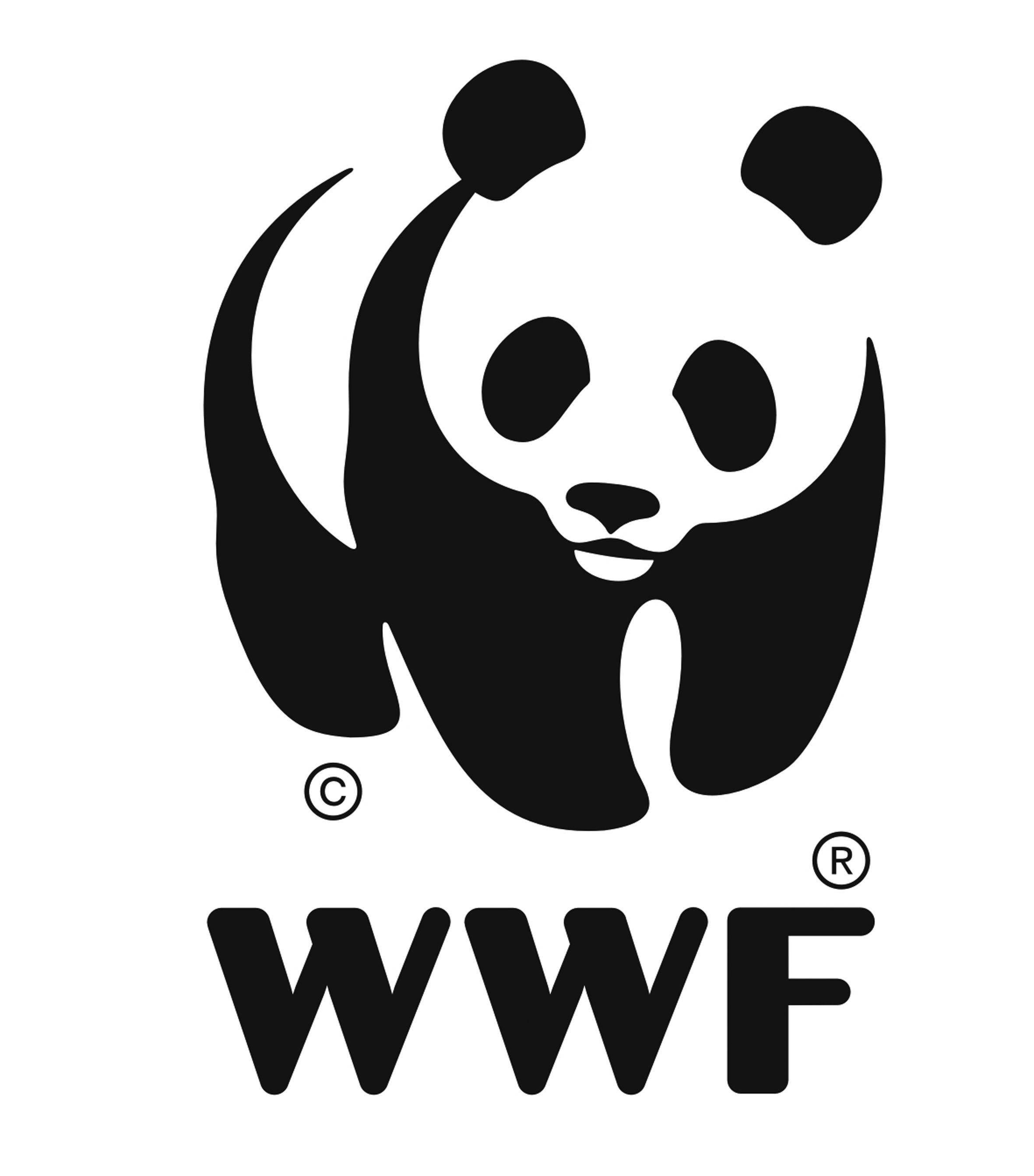 WWF logo (World Wildlife Fund) by Peter Scott (UK) – logo panda