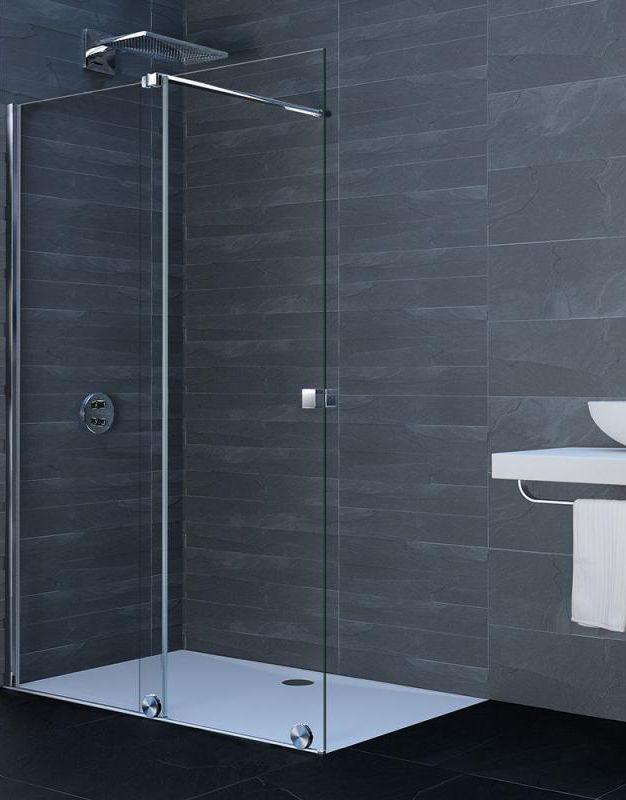 Hüppe Xtense pure Schützen Sie Ihr Badezimmer vor