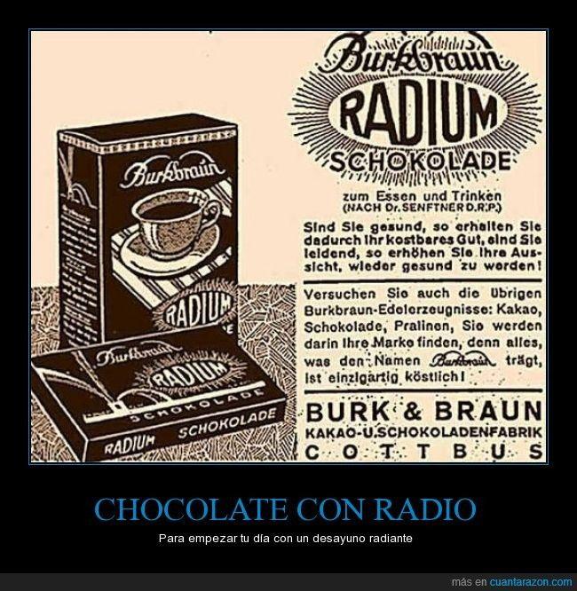 CHOCOLATE CON RADIO - Para empezar tu día con un desayuno radiante   Gracias a http://www.cuantarazon.com/   Si quieres leer la noticia completa visita: http://www.estoy-aburrido.com/chocolate-con-radio-para-empezar-tu-dia-con-un-desayuno-radiante/