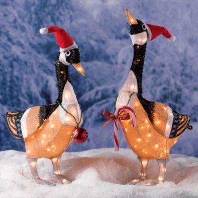 Lighted Christmas Hats