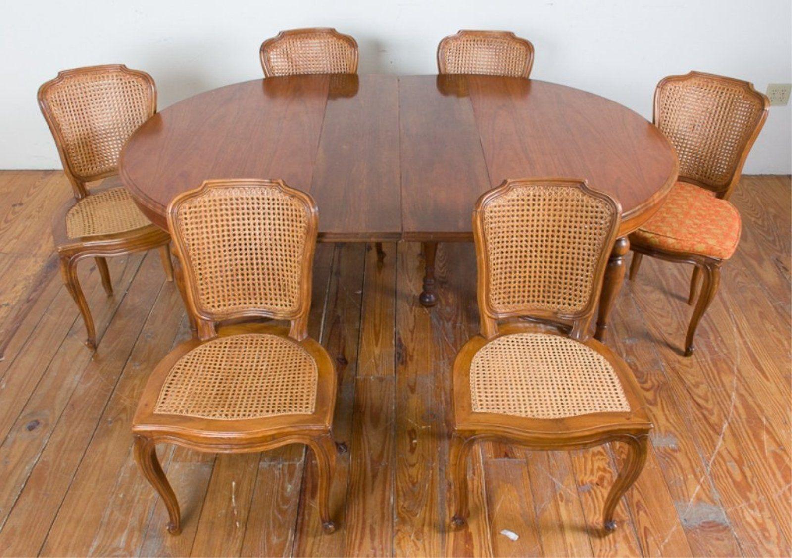 Skandia Furniture Co. Dining Table U0026 Chairs