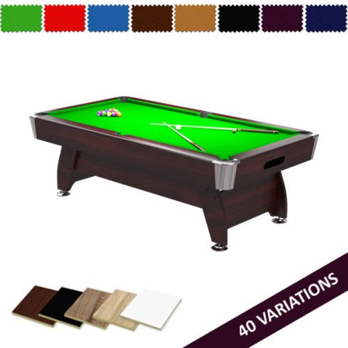 7FT Pool Table Radley Diamond Billiard Multi Games