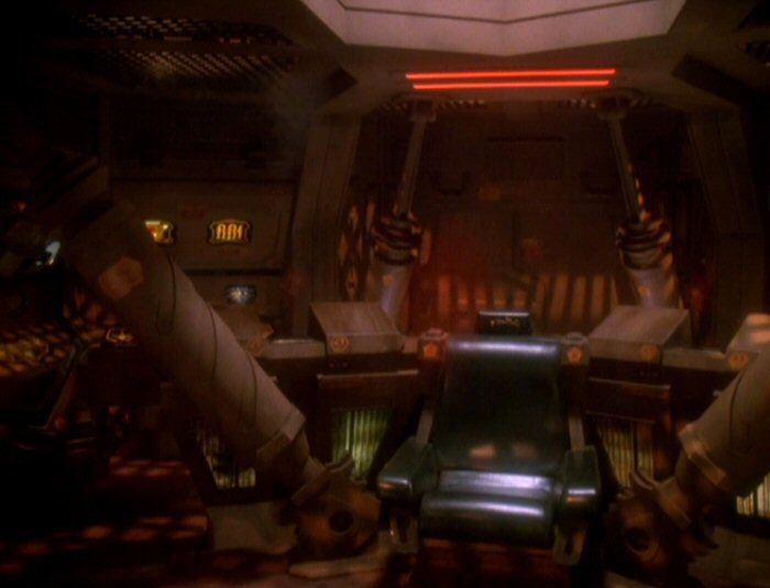 Star Trek Blueprints: Klingon Bird of Prey - cygnus-x1.net