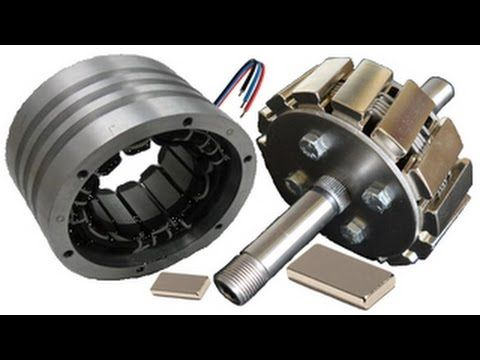 permanent magnet alternator alternator repair and modifications youtube power making. Black Bedroom Furniture Sets. Home Design Ideas