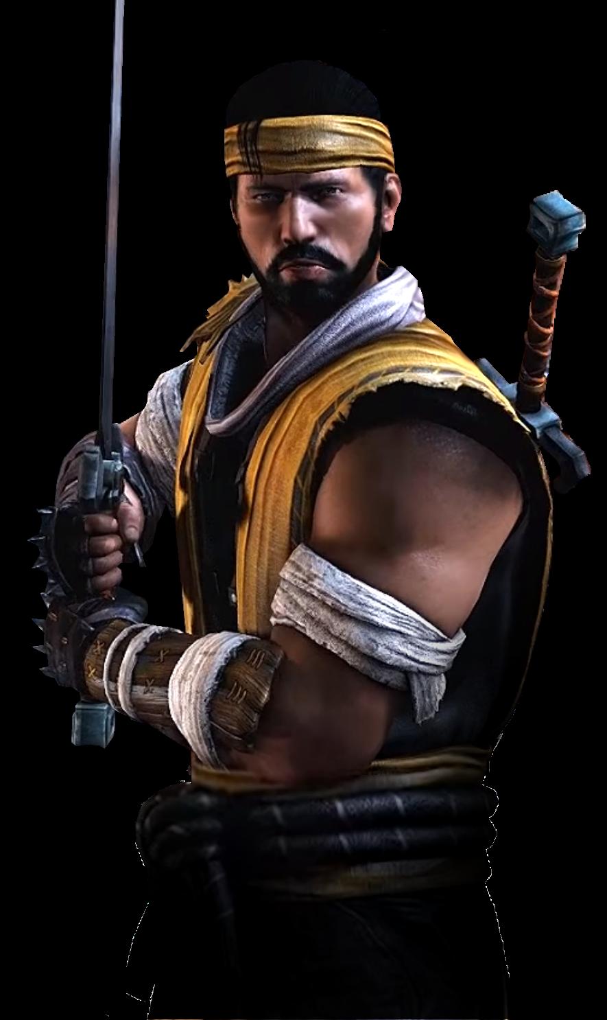 Mkx Hanzo Hasashi Render Mortal Kombat Characters Scorpion Mortal Kombat Mortal Kombat