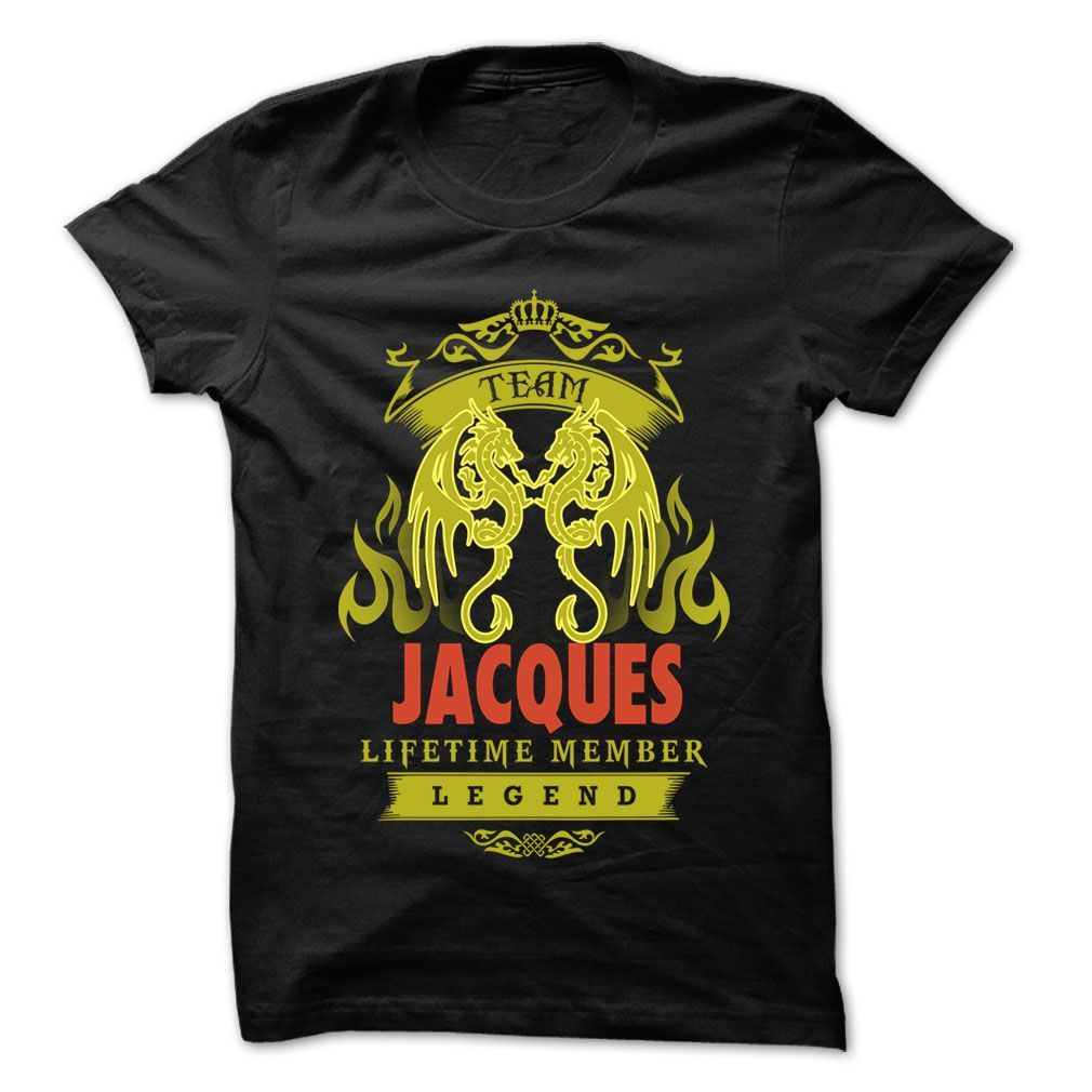 Team JACQUES - ٩(^‿^)۶ 999 Cool Name Shirt !If you are JACQUES or loves one. Then this shirt is for you. Cheers !!!Team JACQUES - 999, cool JACQUES shirt, cute JACQUES shirt, awesome JACQUES shirt, great JACQUES shirt, team JACQUES shirt, JACQUES mom shirt, JACQUES