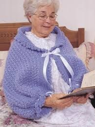 Bed Jacket Knitting Or Crochet Pattern Free Google Search
