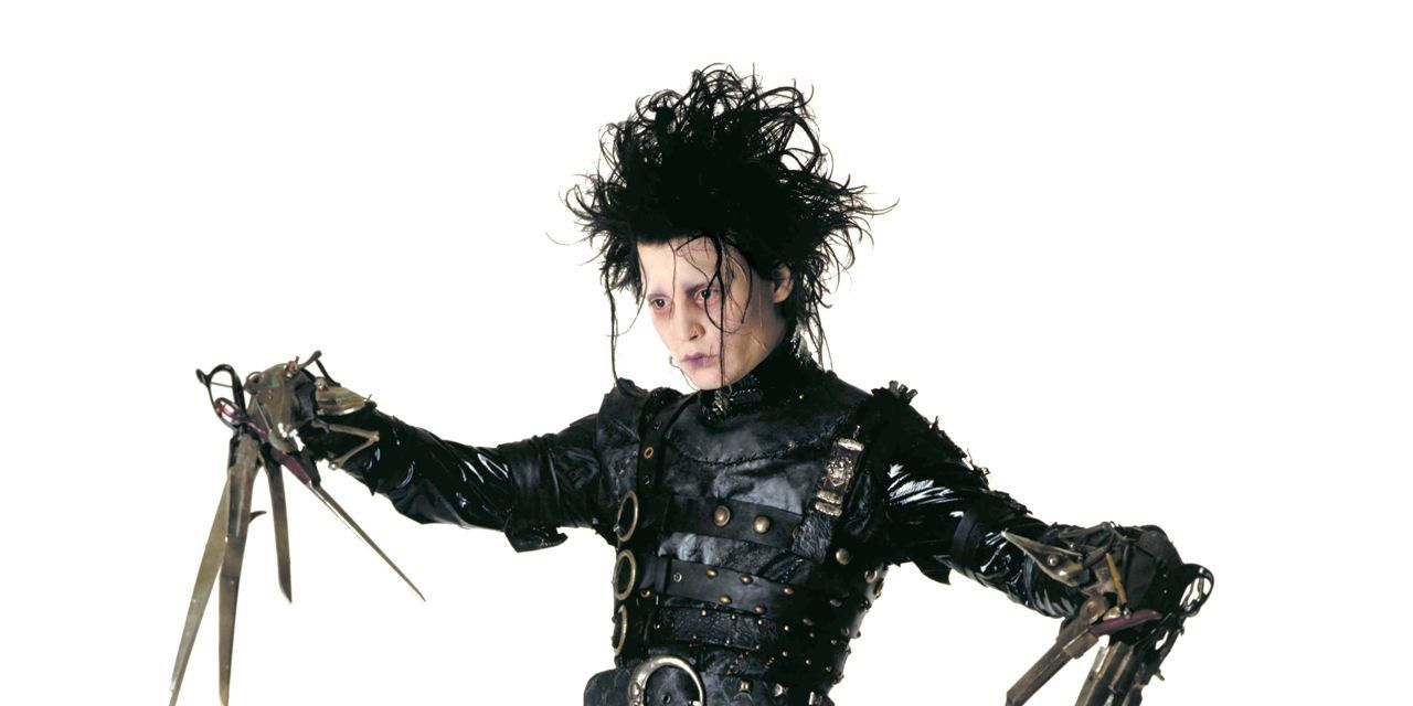 Edward Scissorhands Turns 25 This Month. How Did That Happen recommend