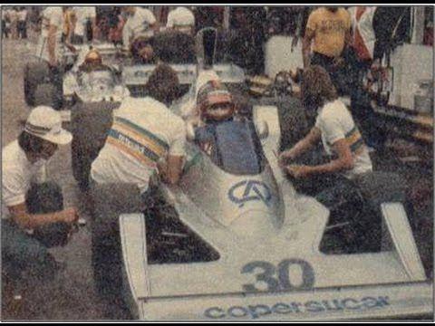 COPERSUCAR FITTIPALDI FD04 GP F1 INTERLAGOS BRA 1976 EMERSON FITTIPALDI ...