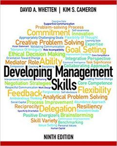 Developing management skills 9th edition solutions manual whetten developing management skills 9th edition solutions manual whetten cameron free download sample pdf solutions manual fandeluxe Gallery