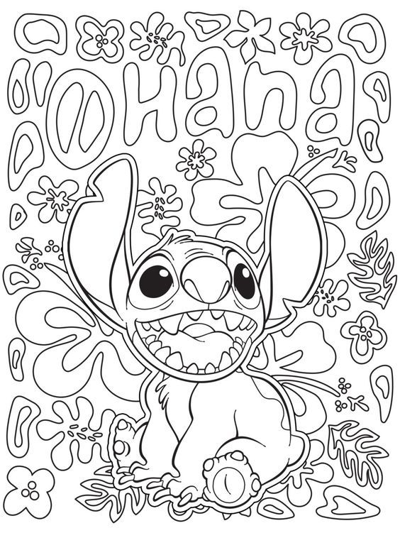 Lilo & Stitch | imprimir | Pinterest