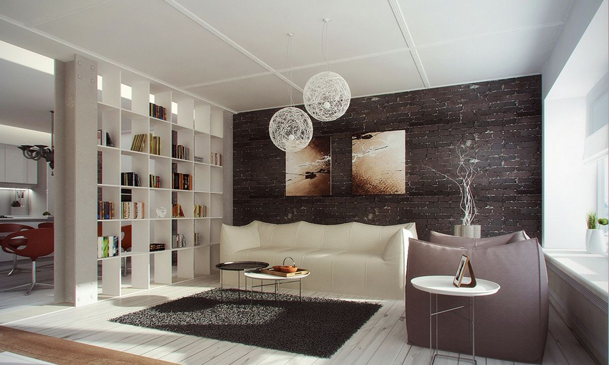 15 Incredible Divide Room Decoration Ideas That Look More Comfort images
