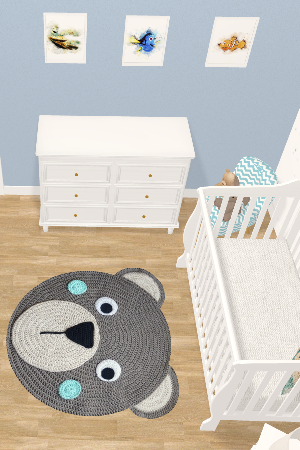 Tap To See The Whole Nursery Or Design