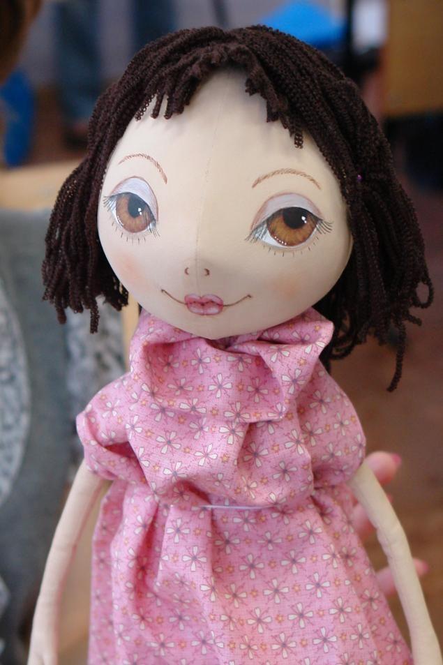 """Мастер-класс """"Кукла моей мечты"""" ... Или 16 часов творческого кипения! - Ярмарка Мастеров - ручная работа, handmade"""