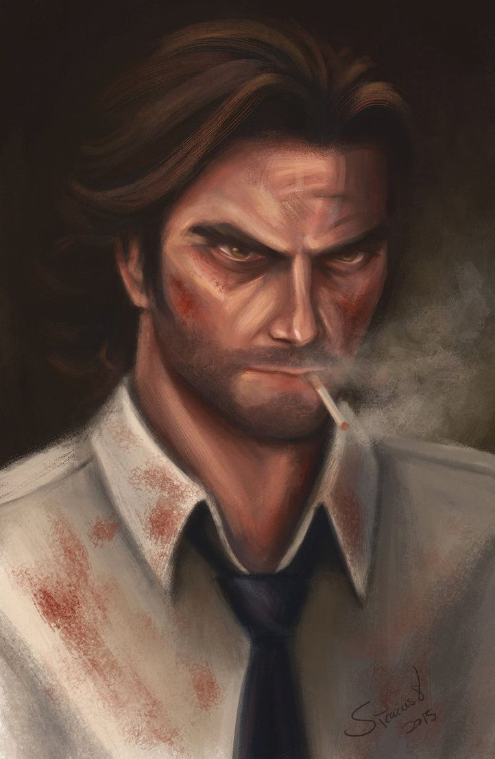 Bigby Wolf Fables The Wolf Among Us The Wolf Among Us Fables Comic Fables