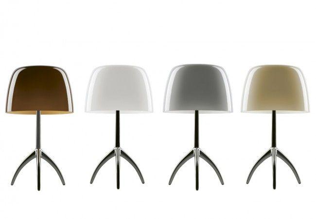 Foscarini Lumiere 05 table lamp Table Lamps | Mobilier contemporain Montréal