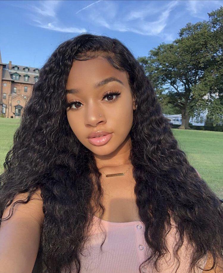 Truubeautys In 2020 Wet Wavy Hair Wig Hairstyles Hair Styles