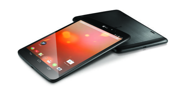 LG G Pad 8.3 Google Play edition, is available on Google Play