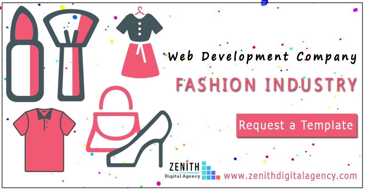 Having A Fashion Industry Looking Forward To A Business Website