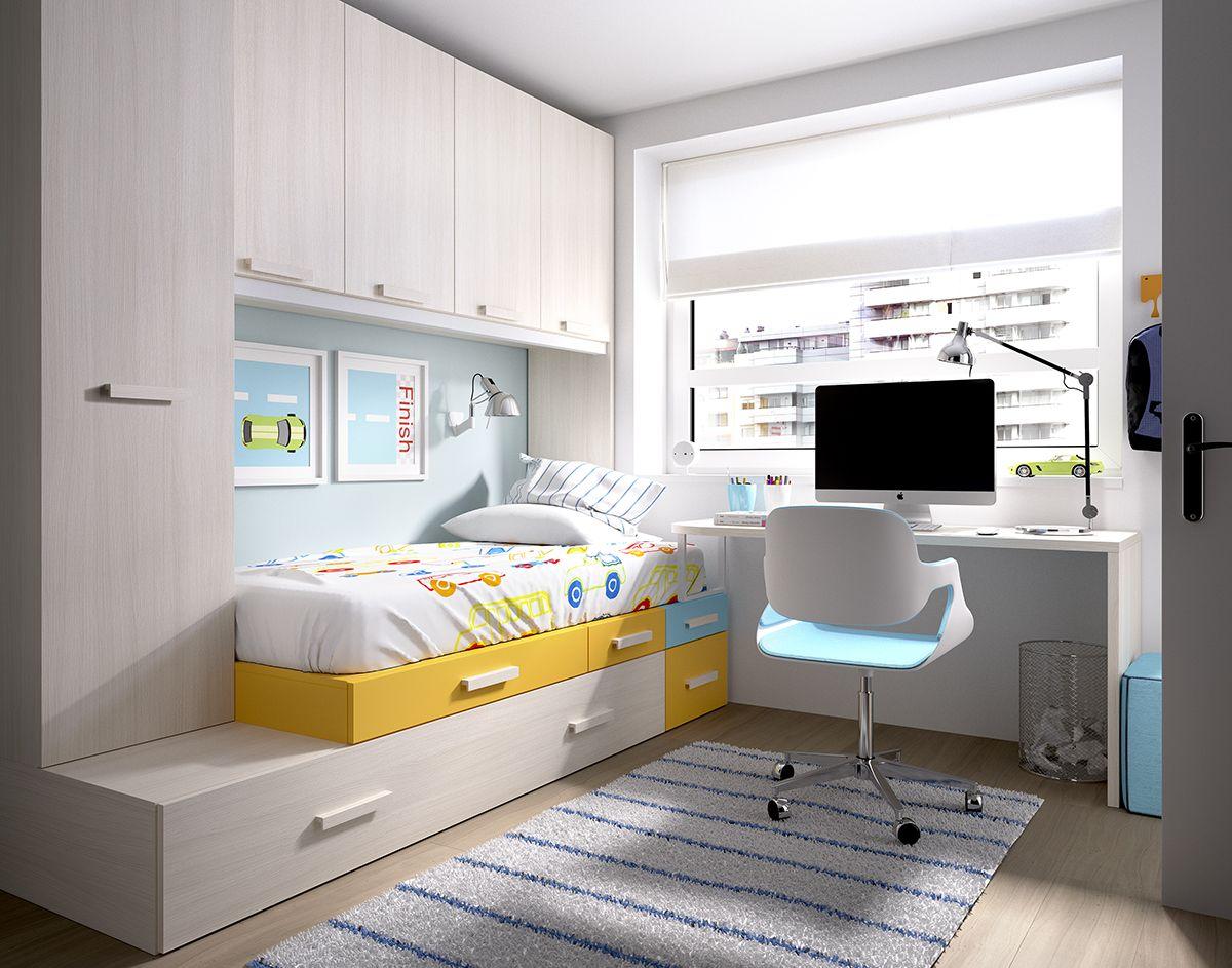 A Studentsk Pokoj Rimobel 28 Little Space Interior Design