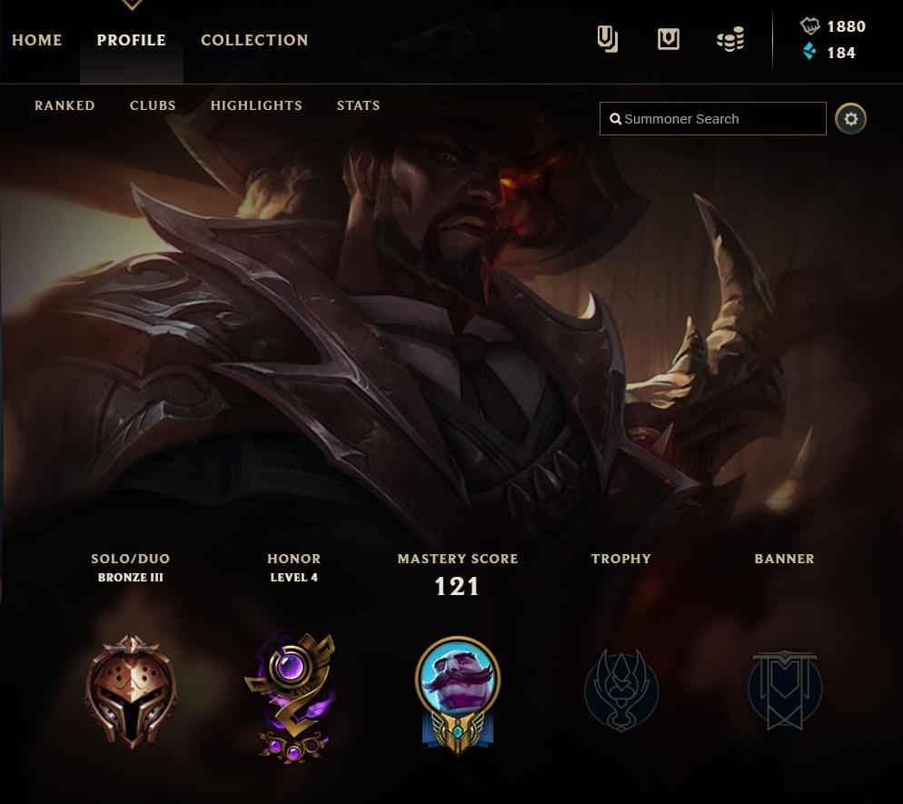 League of Legends account | LOL | NA | Bronze III | 81 champ