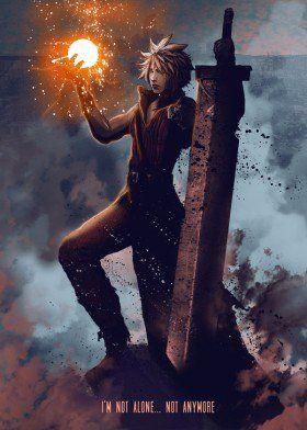 could strife sword fantasy final