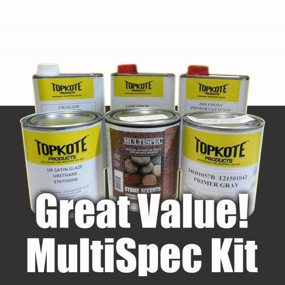 MultiSpec Kit for Countertop and Tile Stone Look Refinishing ...