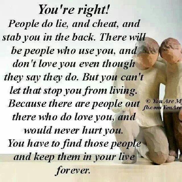 Find those people.