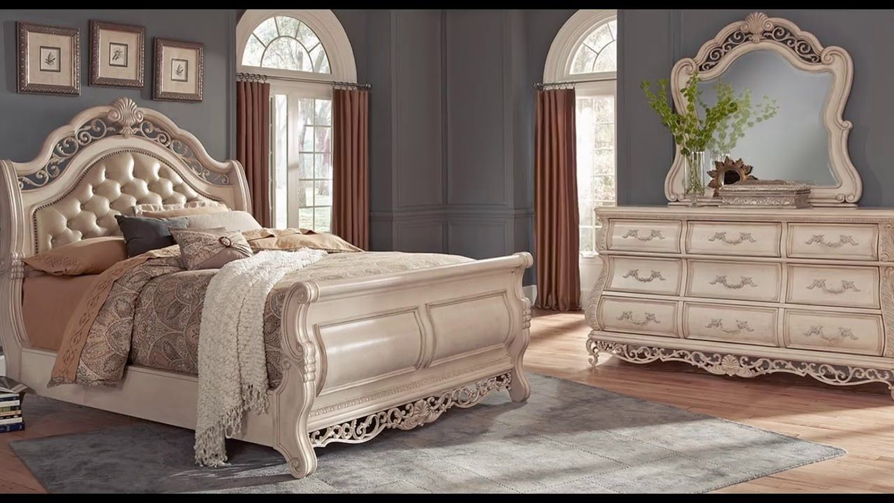 Master bedroom furniture sets  King Size Bedroom Sets Furniture Picture Compilation  Bedroom Sets
