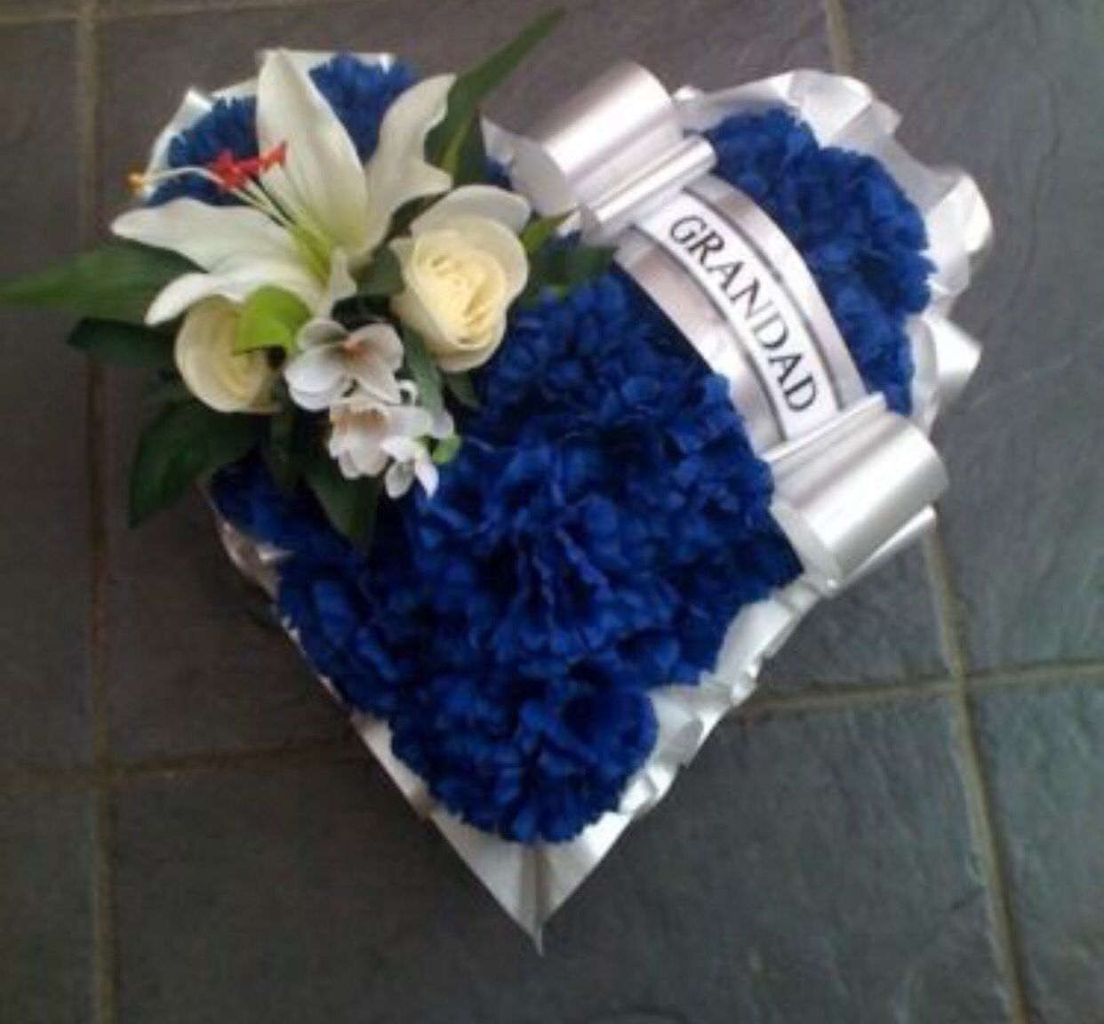 Artificial Funeral Arrangements Flower Arrangements Pinterest