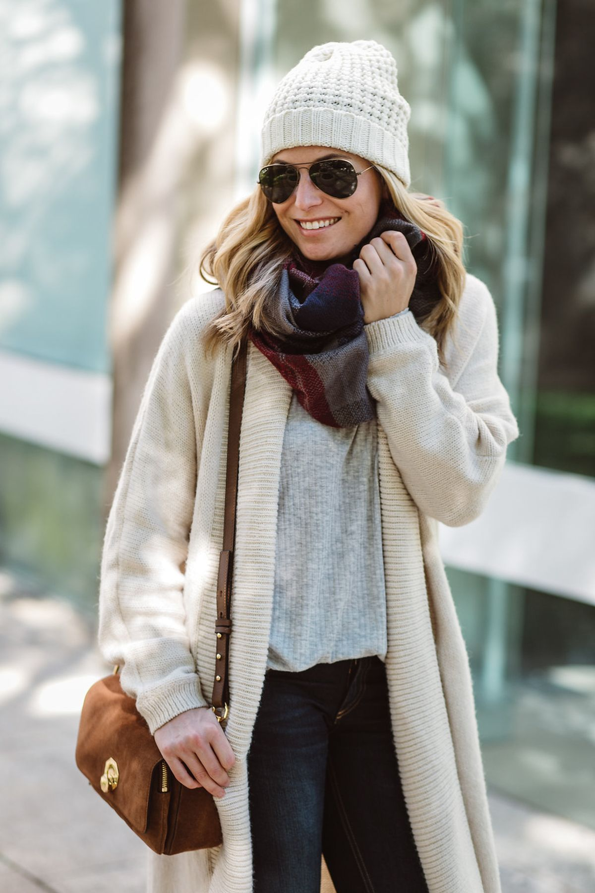 Photo of CHIC AT HVER AGE // BOOTS + SCARVES | En liten blond | Dallas Fashion Blogger