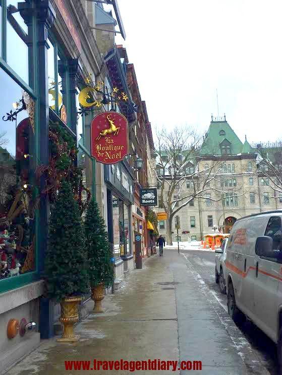 Christmas In Quebec City Canada Christmas Lights Quebec City Canada Christmas Town