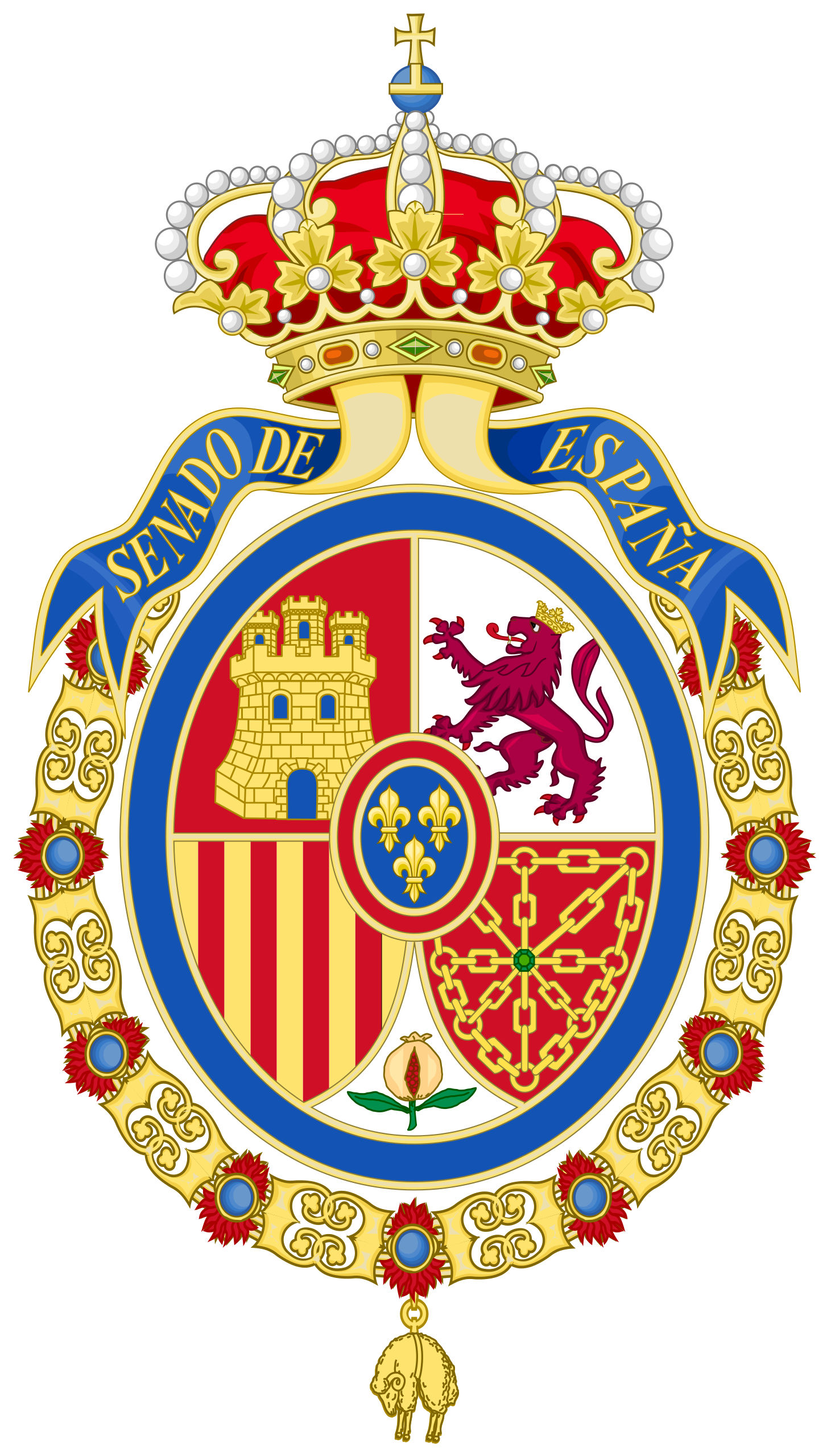 Senado De España Spain Photography Coat Of Arms Spain Travel
