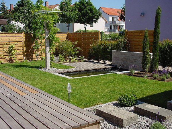 backyard landscaping ideas basic elements of garden design garden