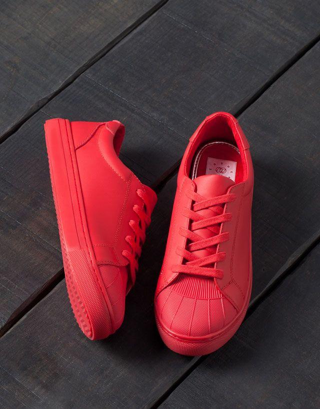 All - WOMAN - Shoes - Bershka Romania  bb8b24373