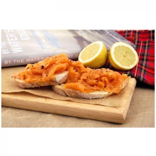 Smoked Salmon Gift Set to Isle-of-Man