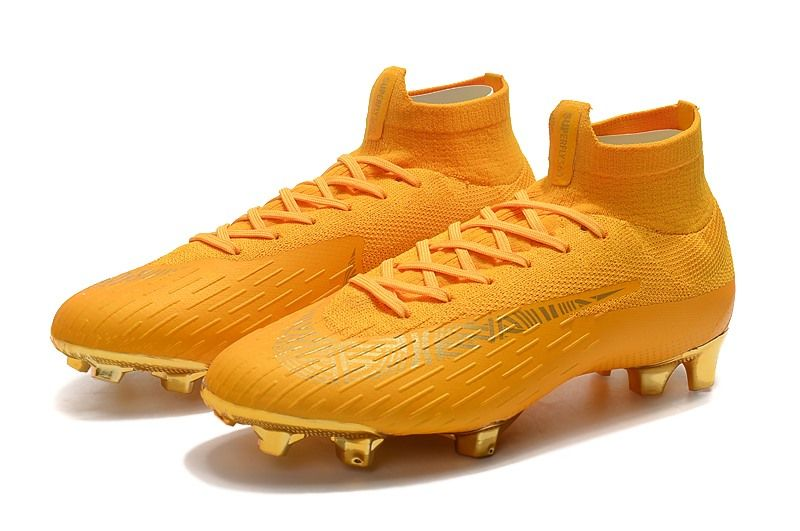 online store a3e20 9f381 Nike Mercurial Superfly 6 Elite FG Firm Ground Boots - Golden