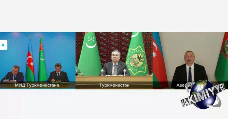 Qardas Turkmənistan Gucumuzə Guc Qatdi In 2021