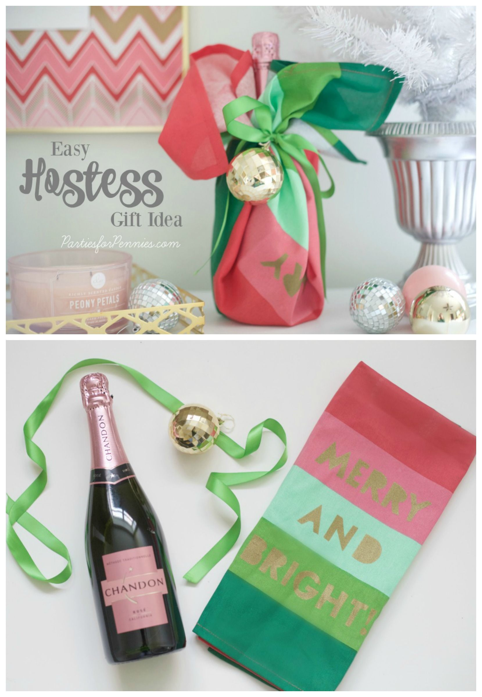 Easy Hostess Gift Idea for the Holidays by PartiesforPennies.com ...