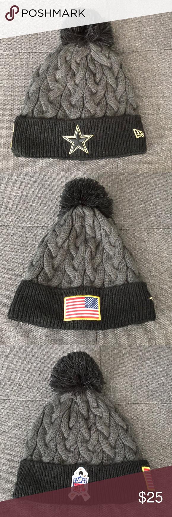 brand new 96003 8645f New Era Dallas Cowboys winter hat