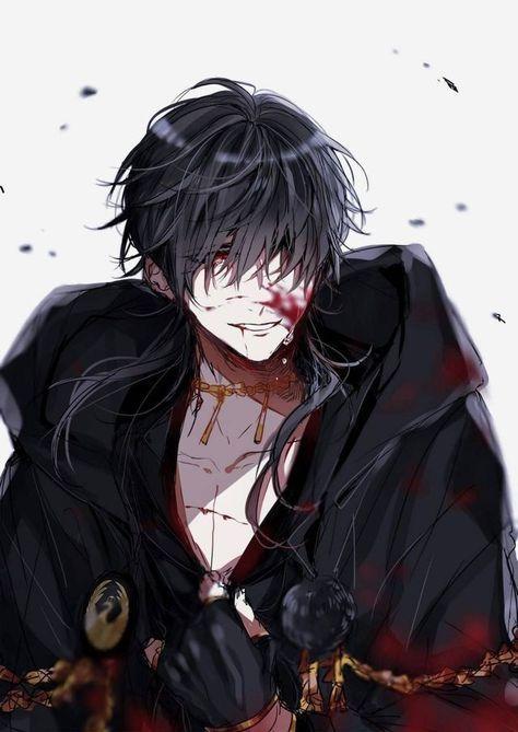 40 Trendy Wallpaper Anime Tumblr Yandere Anime Dark Anime Guys Handsome Anime Guys