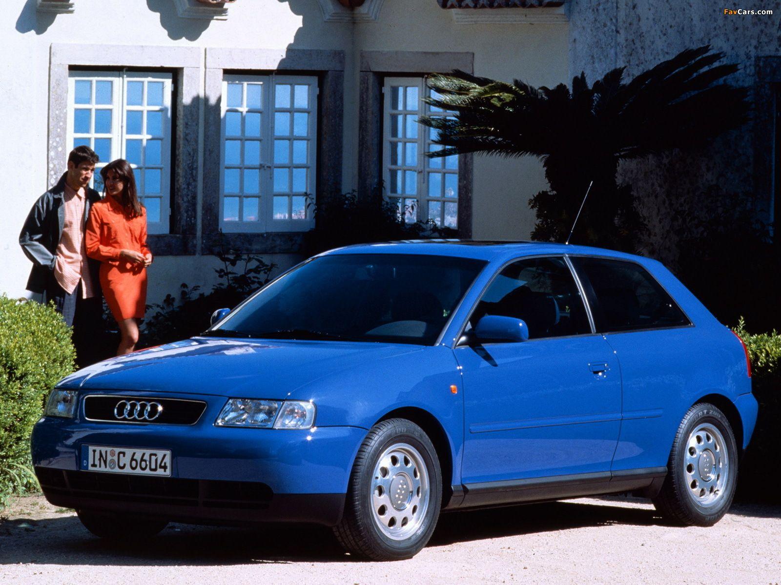 Wallpapers Of Audi A3 8l 1996 2000 Audi Audi A3 Suv