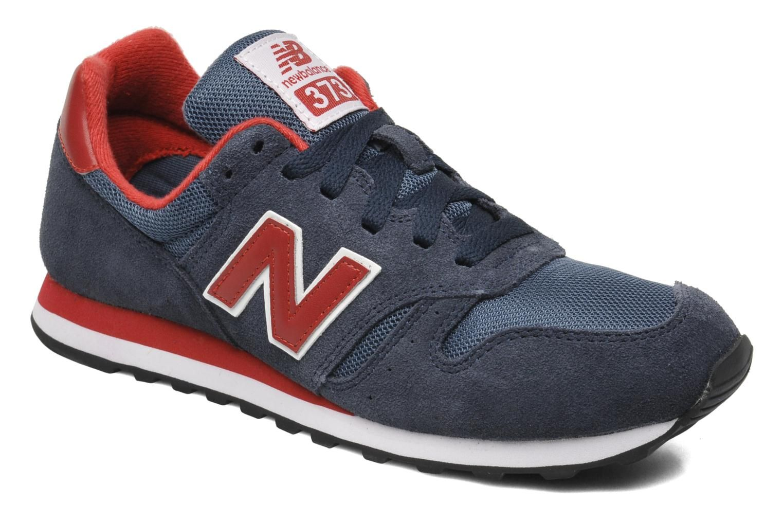 Speciale Sneakers M373 van New Balance (Blauw) Sneakers van het merk New Balance voor Heren . Uitgevoerd in Blauw gemaakt van Leer/textiel.