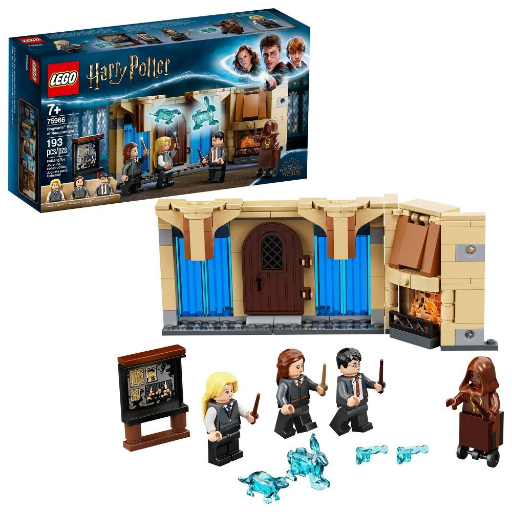 Lego Harry Potter Hogwarts Room Of Requirement 75966 Harry Potter Lego Sets Lego Hogwarts Hogwarts Room
