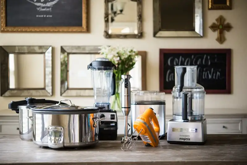 My Kitchen Picks | Fed & Fit #electronicgadgets