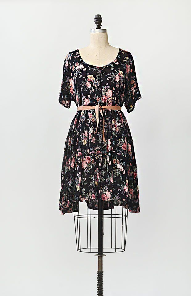 Fading Memory Dress