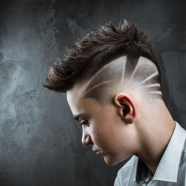 35+ Sunburst fade haircut ideas